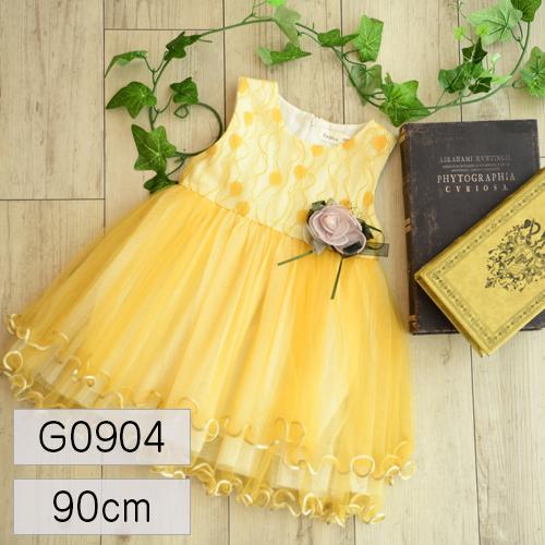 女の子 衣装レンタル G0904 90cm